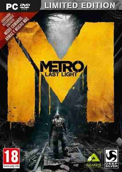 Descargar Metro Last Light [MULTI][MACOSX][MONEY] por Torrent